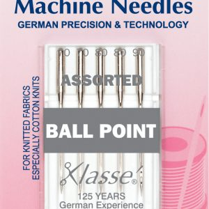 Ball Point Machine Needles