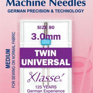 Twin Universal Machine Needles