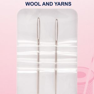 Wool and Yarn Needles - 2pcs
