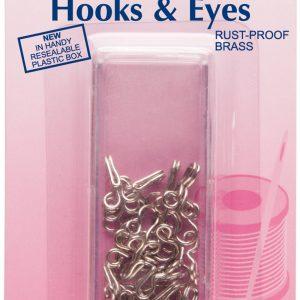 Hooks and eyes
