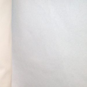 poly sateen curtain interlining ivory
